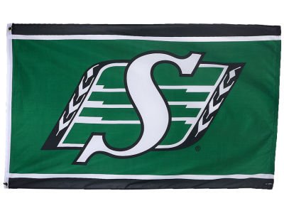 Saskatchewan Roughriders Flag - 3' X 5'