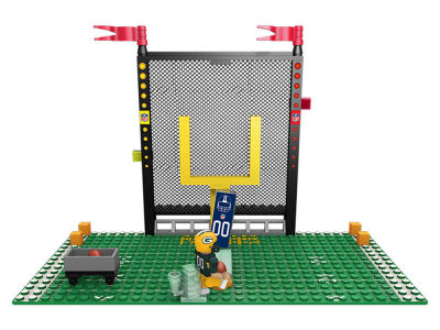 Green Bay Packers OYO Endzone Kicking Set