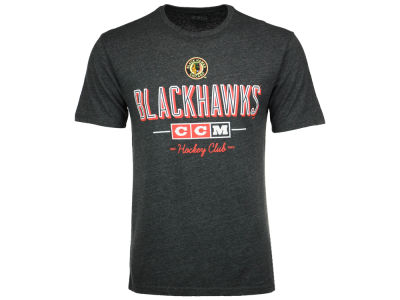 Chicago Blackhawks CCM NHL Men's CCM Attacking Zone T-Shirt