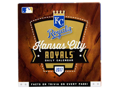 Kansas City Royals 2017 Box Calendar