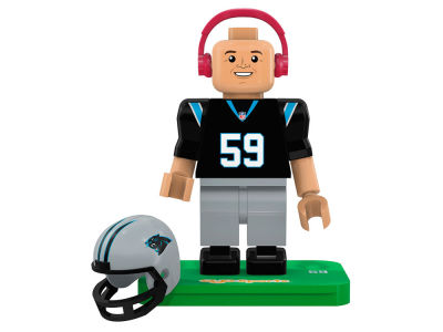 Carolina Panthers Luke Kuechly OYO Figure Generation 4
