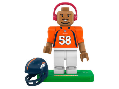 Denver Broncos NFL 2 for $20 OYO Figure Generation 4
