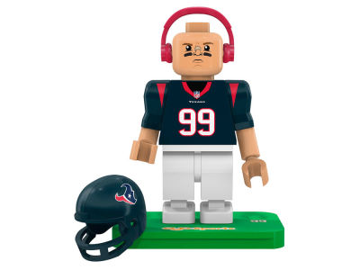 Houston Texans J. J. Watt OYO Figure Generation 4