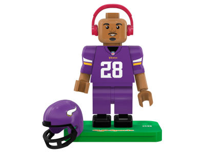 Minnesota Vikings Adrian Peterson OYO Figure Generation 4