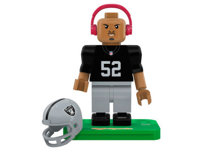 Oakland Raiders Khalil Mack OYO Figure Generation 4