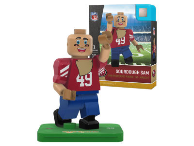 San Francisco 49ers NFL 2 for $20 OYO Figure Generation 4