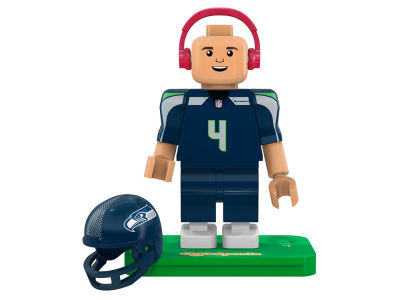 Seattle Seahawks Steven Hauschka OYO Figure Generation 4