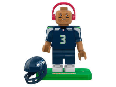 Seattle Seahawks Russell Wilson OYO Figure Generation 4