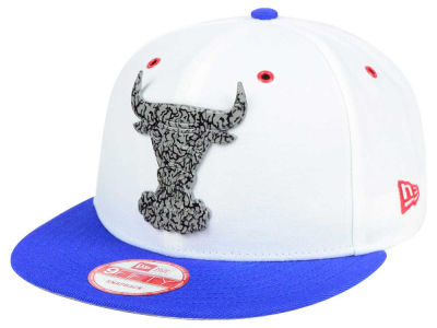 Chicago Bulls New Era NBA HWC Premuim Sneaker Hook 9FIFTY Snapback Cap