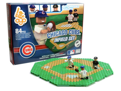 Chicago Cubs OYO Team Infield Set Gen 5