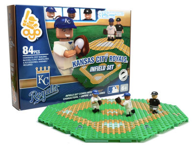 Kansas City Royals OYO Team Infield Set Gen 5