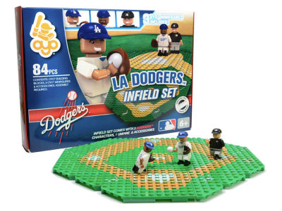 Los Angeles Dodgers OYO Team Infield Set Gen 5