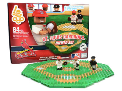 St. Louis Cardinals OYO Team Infield Set Gen 5