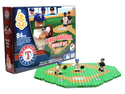 Texas Rangers OYO Team Infield Set Gen 5