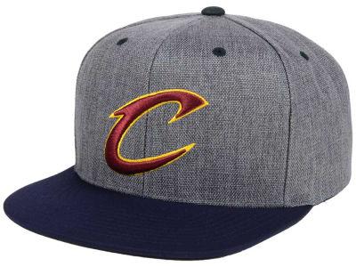 Cleveland Cavaliers Mitchell and Ness NBA Cation 2Tone Snapback Cap
