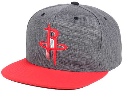 Houston Rockets Mitchell and Ness NBA Cation 2Tone Snapback Cap