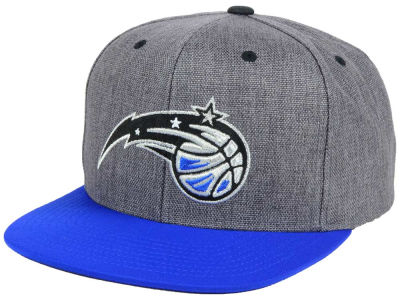 Orlando Magic Mitchell and Ness NBA Cation 2Tone Snapback Cap