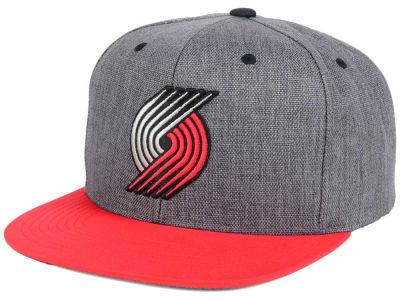 Portland Trail Blazers Mitchell and Ness NBA Cation 2Tone Snapback Cap
