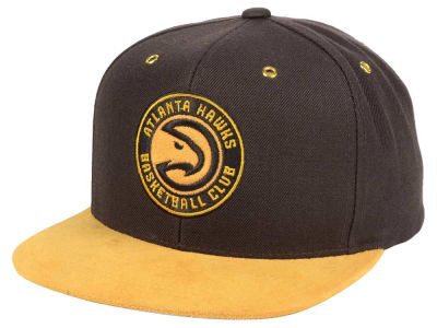 Atlanta Hawks Mitchell and Ness Mitchell and Ness Tim Hook Snapback Cap