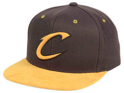 Cleveland Cavaliers Mitchell and Ness Mitchell and Ness Tim Hook Snapback Cap