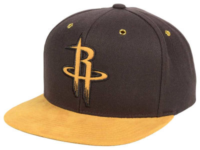 Houston Rockets Mitchell and Ness Mitchell and Ness Tim Hook Snapback Cap
