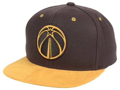 Washington Wizards Mitchell & Ness Mitchell and Ness Tim Hook Snapback Cap