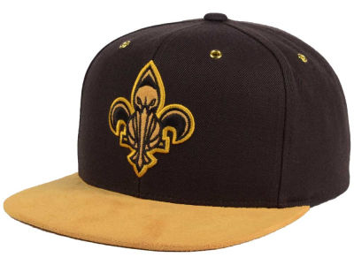 New Orleans Pelicans Mitchell and Ness Mitchell and Ness Tim Hook Snapback Cap