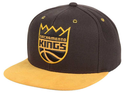 Sacramento Kings Mitchell & Ness Mitchell and Ness Tim Hook Snapback Cap