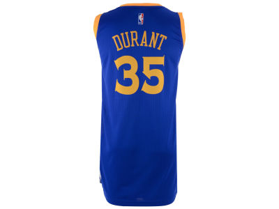 Golden State Warriors Kevin Durant adidas NBA Men's New Swingman Jersey