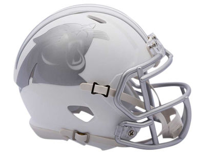 Carolina Panthers Speed ICE Alt Mini Helmet