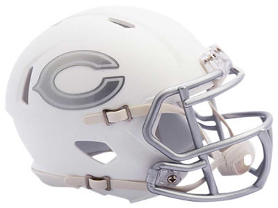 Chicago Bears Speed ICE Alt Mini Helmet