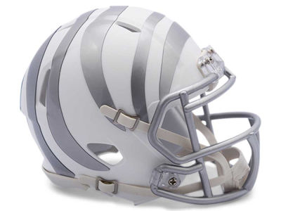Cincinnati Bengals Speed ICE Alt Mini Helmet