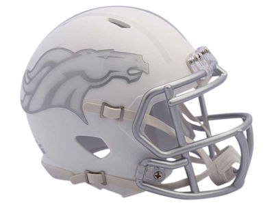 Denver Broncos Speed ICE Alt Mini Helmet