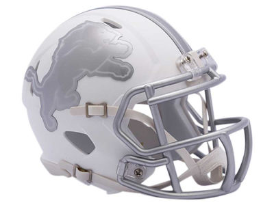 Detroit Lions Speed ICE Alt Mini Helmet
