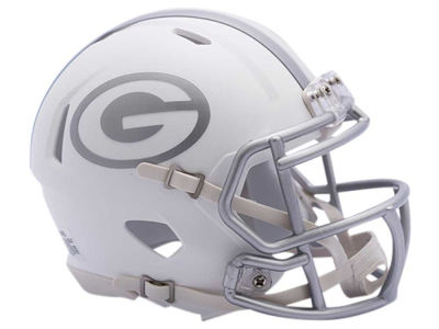 Green Bay Packers Speed ICE Alt Mini Helmet