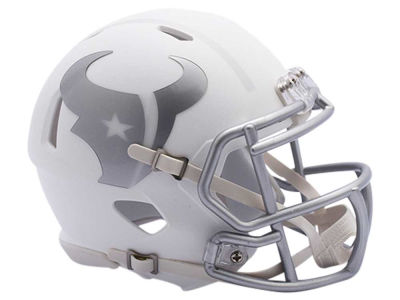 Houston Texans Speed ICE Alt Mini Helmet