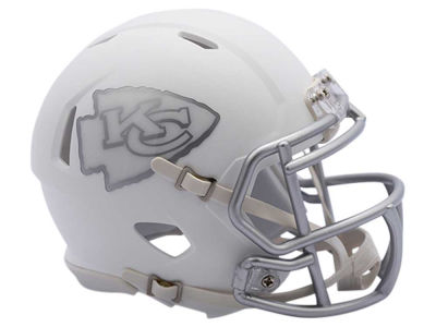 Kansas City Chiefs Speed ICE Alt Mini Helmet
