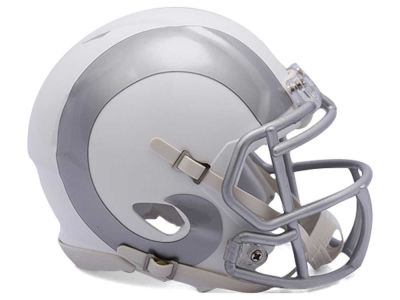 Los Angeles Rams Speed ICE Alt Mini Helmet
