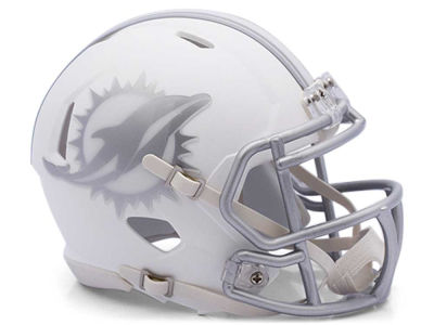 Miami Dolphins Speed ICE Alt Mini Helmet