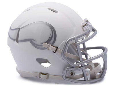 Minnesota Vikings Speed ICE Alt Mini Helmet