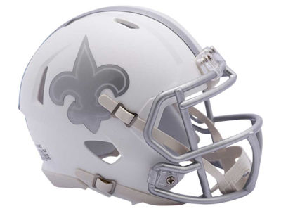 New Orleans Saints Speed ICE Alt Mini Helmet
