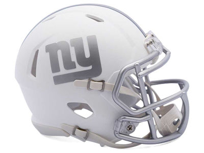 New York Giants Speed ICE Alt Mini Helmet