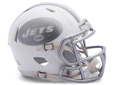 New York Jets Speed ICE Alt Mini Helmet