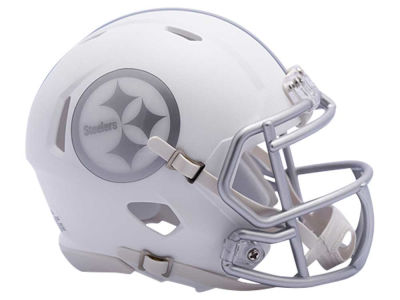 Pittsburgh Steelers Speed ICE Alt Mini Helmet