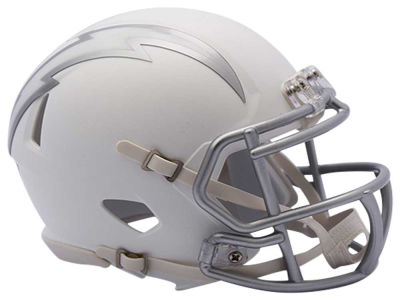 Los Angeles Chargers Speed ICE Alt Mini Helmet