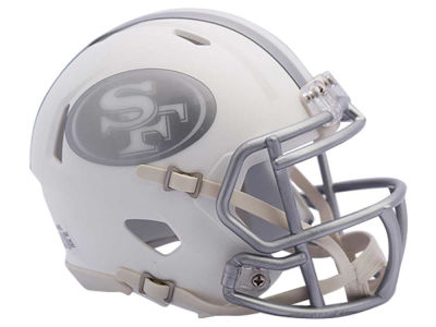 San Francisco 49ers Speed ICE Alt Mini Helmet