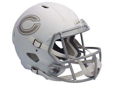 Chicago Bears Speed ICE Alt Replica Helmet