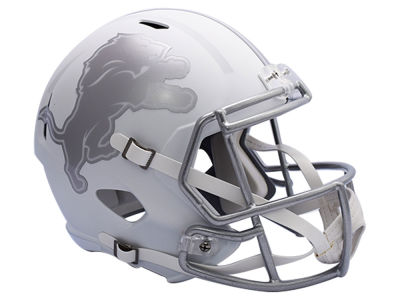 Detroit Lions Speed ICE Alt Replica Helmet