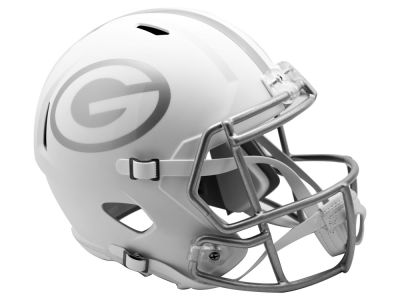 Green Bay Packers Speed ICE Alt Replica Helmet