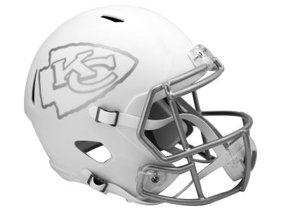 Kansas City Chiefs Speed ICE Alt Replica Helmet